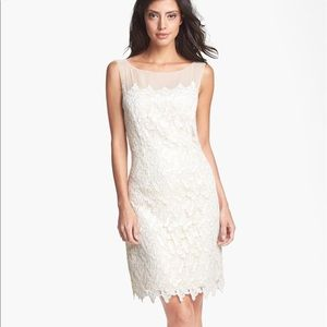 Lilly Pulitzer Fulton Foiled Lace Dress- 8